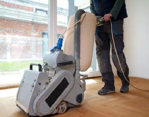 dust free floor sanding Hobart TAS